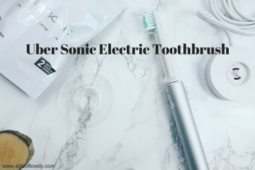 Uber Sonic Electric Toothbrush