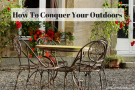How To Conquer Your Outdoors