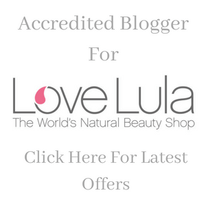 LoveLula Accredited Blogger