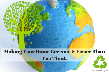 Making Your Home Greener Is Easier Than You Think