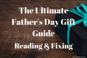 Father's Day Reading & Fixing