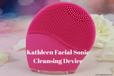 Kathleen Facial Sonic Cleansing Device