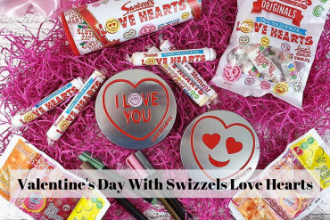 Valentine's Day With Swizzels Love Hearts