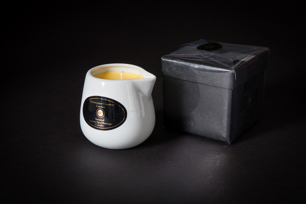 Christopher Courtney London Sensual - Luxury Spa Massage Candle