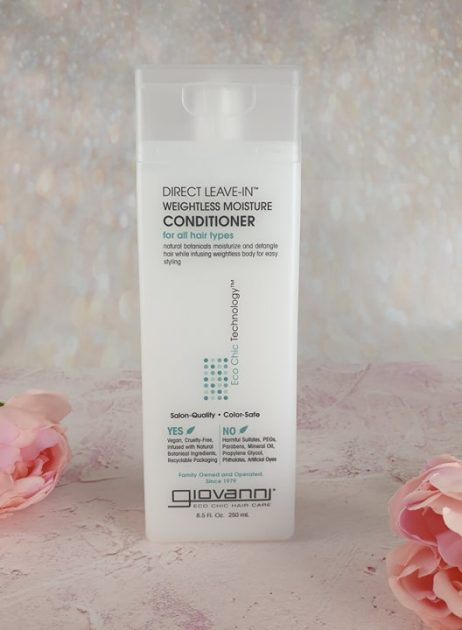 Giovanni Direct Leave In Conditioner 250ml