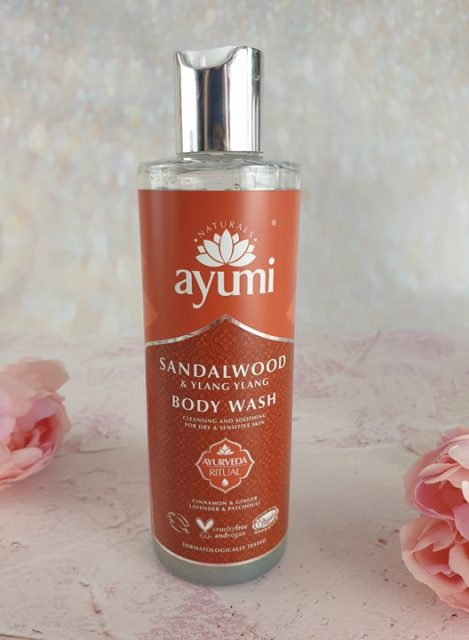 Ayumi Sandalwood Body Wash 250ml