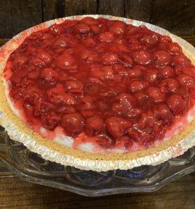 cherry cream cheese pie