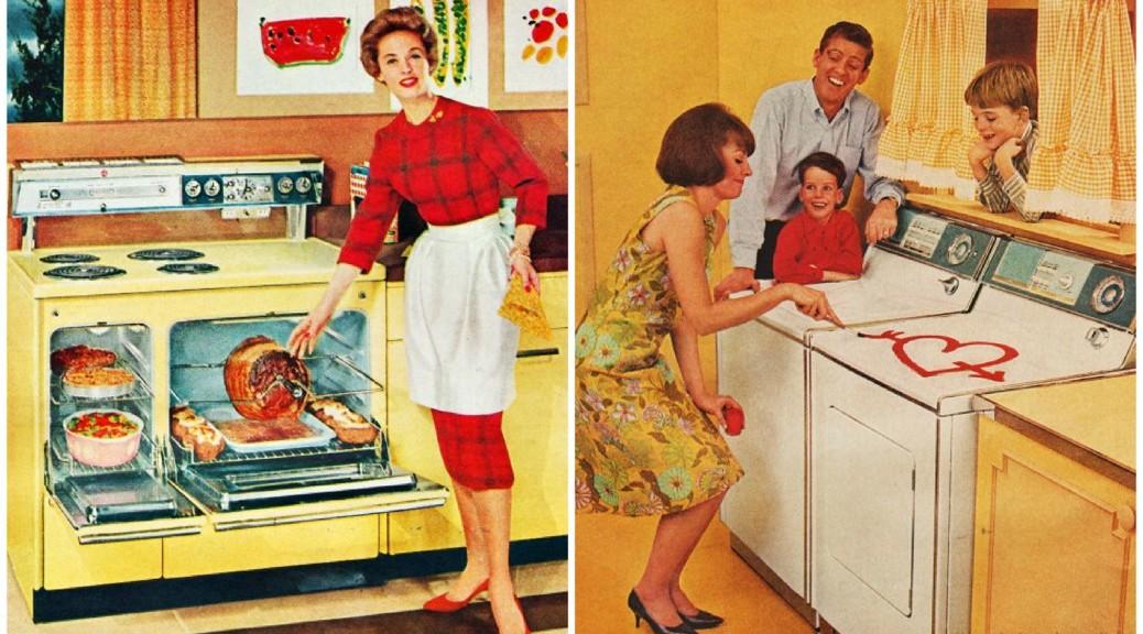 Gender bias in the 1950s
