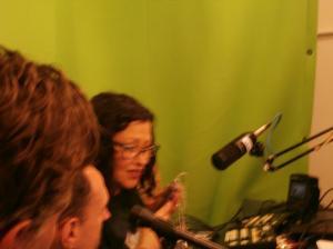 David Licata, Gerard Mignone, Yvonne Delet on The Unknown Zone.