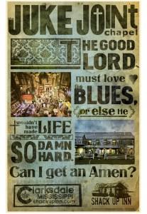 Juke Joint Chapel poster