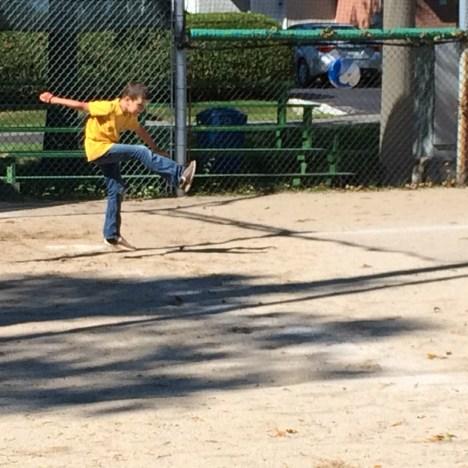 soccer dodgeball