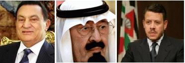 Tiga Thagut Dunia Arab