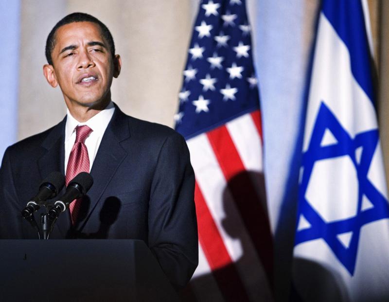 Obamapun Keok Ditekan Israel