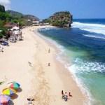 pantai Indrayanti jogja, paket wisata jogja