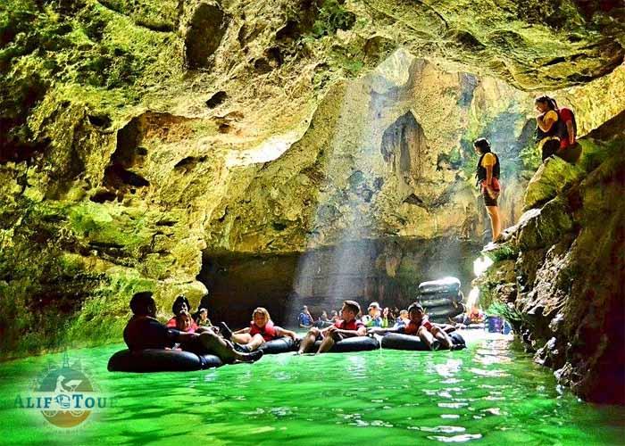 Goa Pindul Jogja Wisata Adrenalin Cave Tubing Favorit