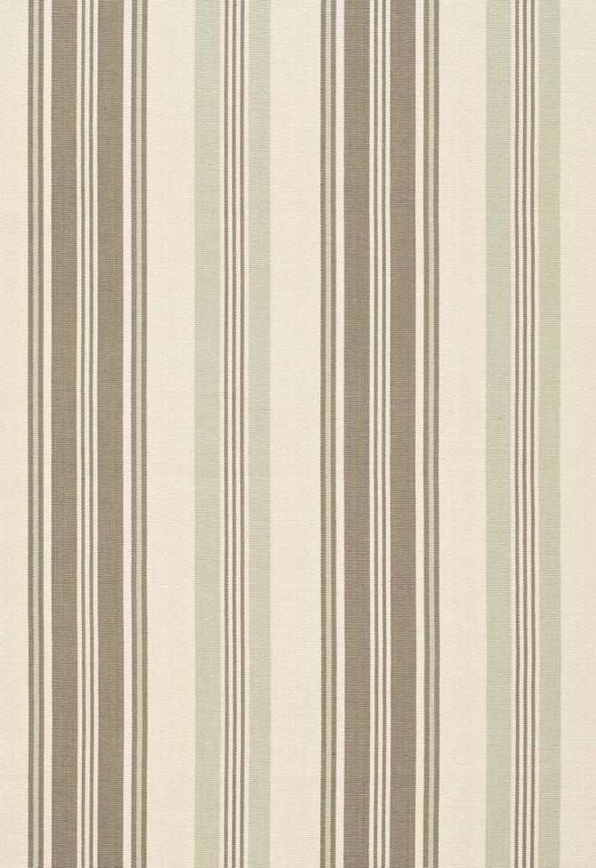 Au Naturel Collection: Fjord Stripe by F. Schumacher