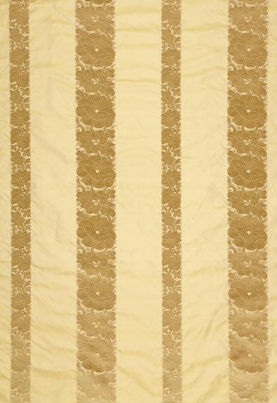 Mandarin Silk Stripe by F. Schumacher