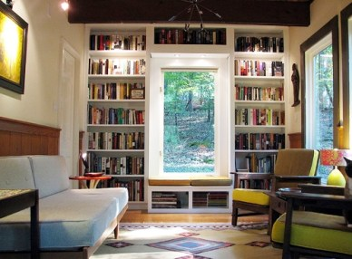 Get-Away Rooms, Reading Nook by Living, Etc.