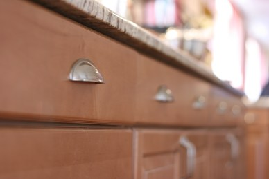 No Slam, Auto-Close Cabinet Doors, Drawer Feature by Mustard Seeds