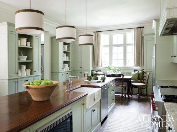 Decorative Pendant Kitchen Lighting by Liz Williams