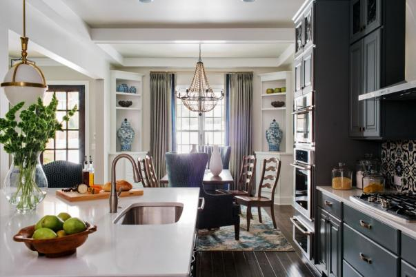 HGTV Smart Home Kitchen & Breakfast Nook