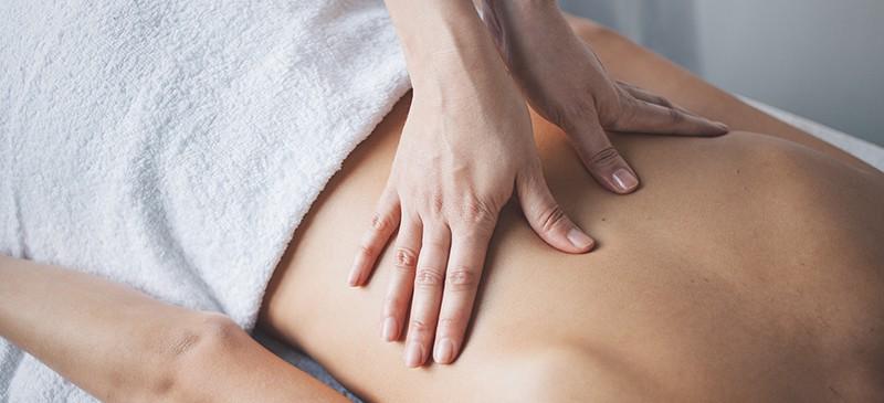 Deep Tissue Pressure Massage