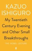 Book Cover Kazuo Ishiguro Nobel Lecture