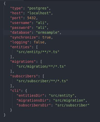 TypeScript ve JavaScript Icin Bir ORM: TypeORM