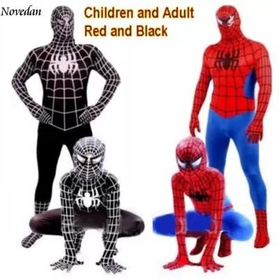 spiderman halloween costume