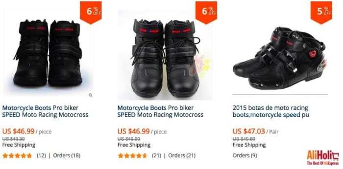 Pro Biker boots regular price