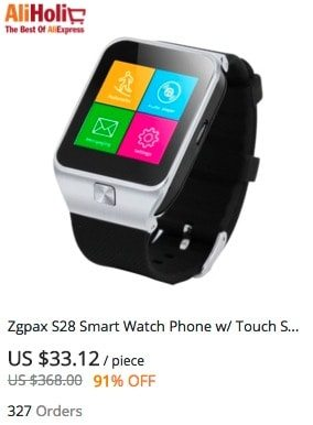 smart watch sale