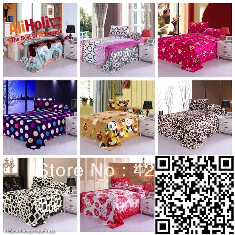 Blankets with prints AliExpress