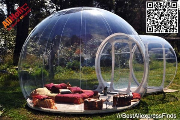 Inflatable transparent tent Aliexpress