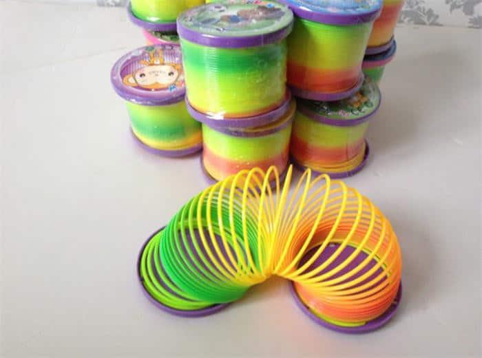 Rainbow slinky AliExpress