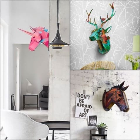 decorative-wall-trophies