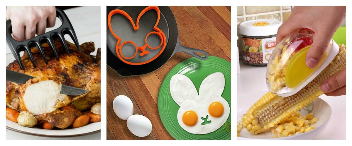 12 Cheap Kitchen Gadgets From AliExpress You Had No Idea You Needed.