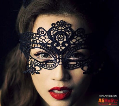 Masquerade mask 1 AliExpress