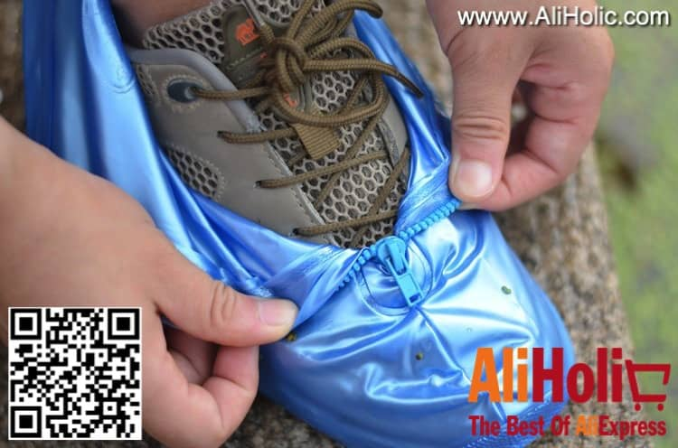 Waterproof PVC boots overboots AliExpress