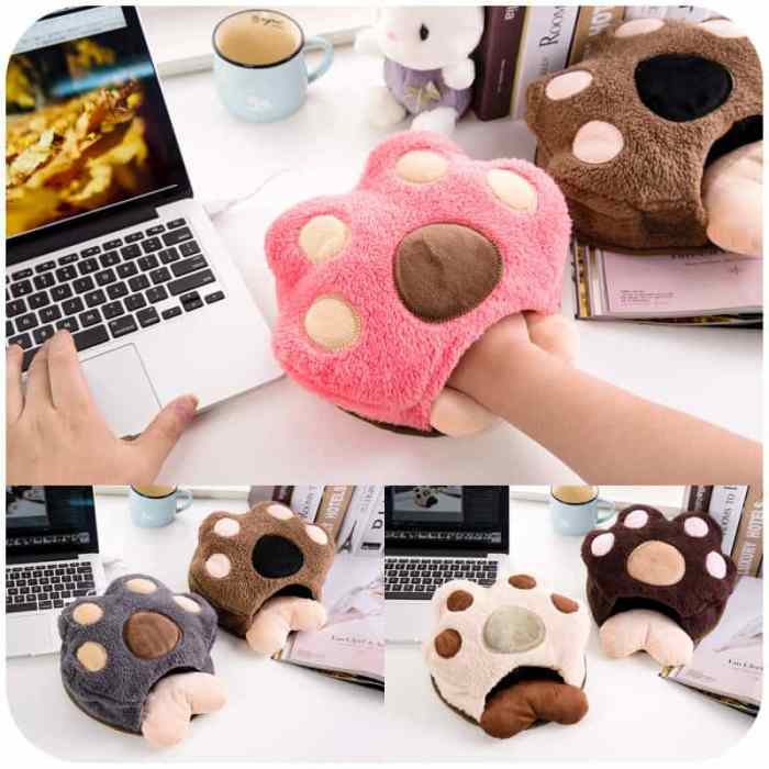 cute-paws-warm-in-winter-usb-heated-mouse-pad-with-wrist-hand-warmers-heating-pad-p2619