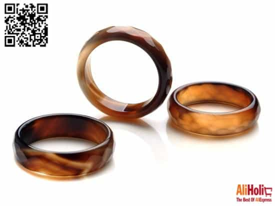 Agate rings wholesale-1