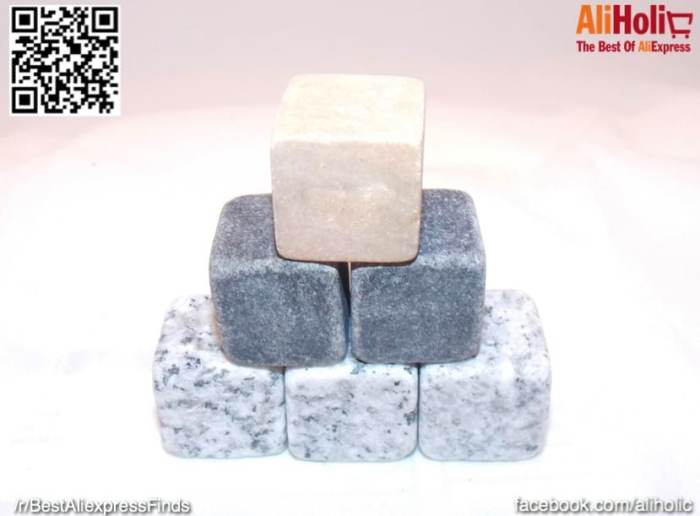 Whisky stones AliExpress review 3