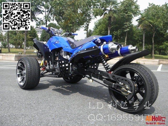250cc Trike