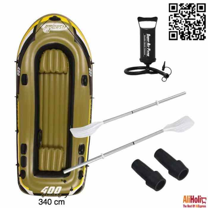 4 person inflatable boat AliExpress