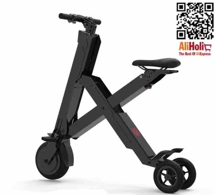 Foldable electric scooter AliExpress