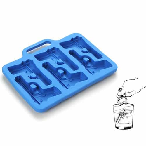 free-shipping-pistol-ice-3d-mold-silicone-mold-cooking-tools-cutter-ice-molds-cream-mould-cooking