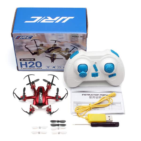 JJRC H20 Hexacopter AliExpress