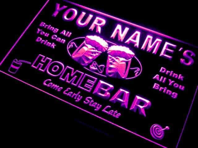 Personalized black light