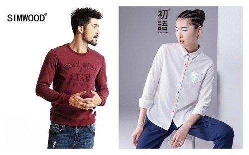 best aliexpress brands clothing