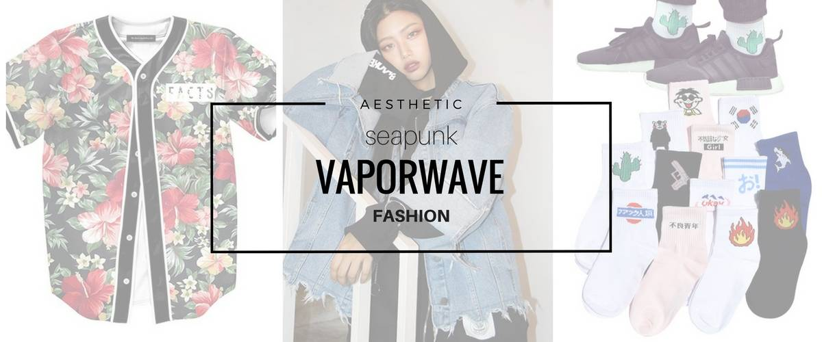 Vaporwave Fashion: How to dress vaporwave on the budget