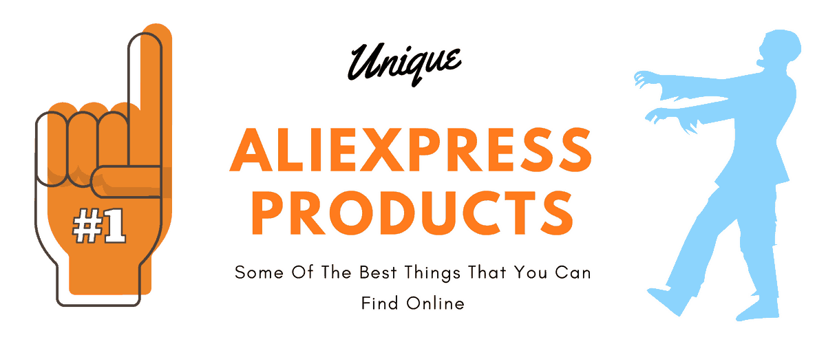 10 Cool products from AliExpress